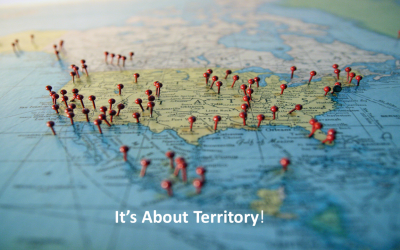 It's About Territory
