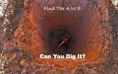 Find the Awe:  Can You Dig It?